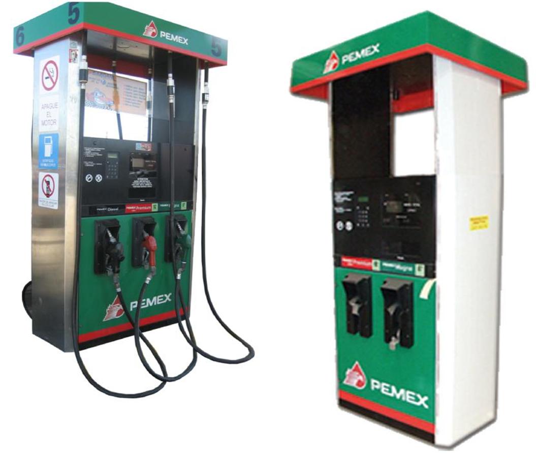 Dispensador de Gasolina